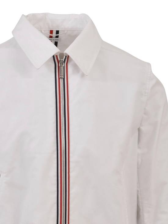 Thom Browne Brand New Thom Browne Strip Embroidered Jacket Size US S / EU 44-46 / 1 - 3