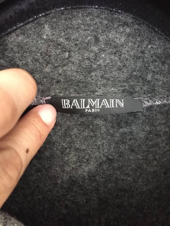 Balmain Biker Hoodie Jacket 2014 FW Size US S / EU 44-46 / 1 - 5