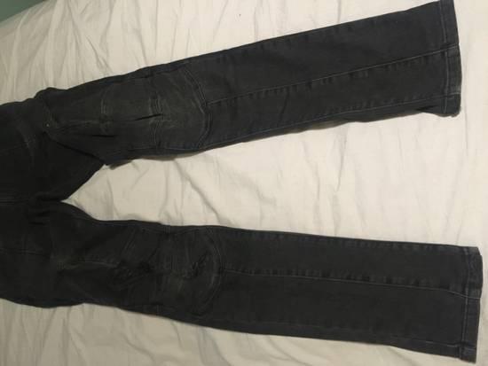Balmain Biker Jeans Size US 29 - 4