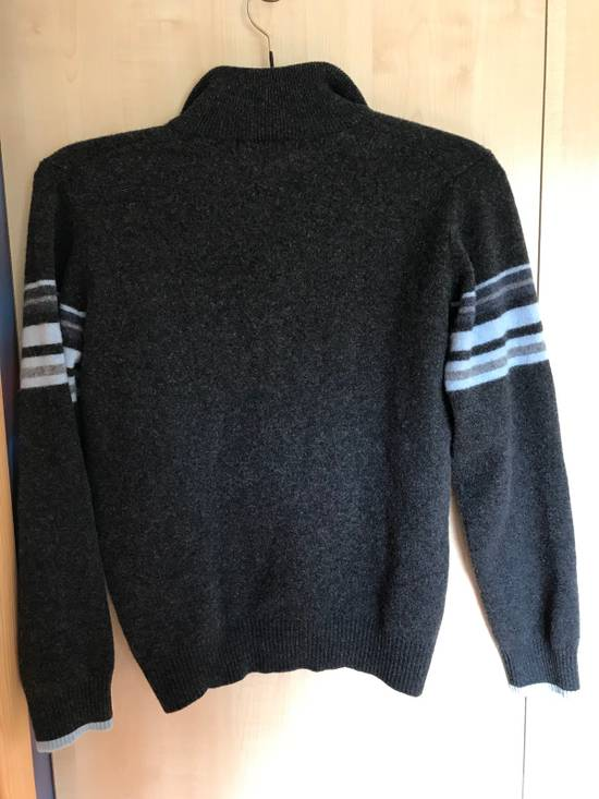 Balmain Vintage Balmain Lambswool Sweater Striped Warm Retro Size US M / EU 48-50 / 2 - 3