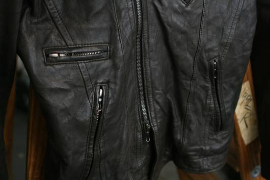 Julius LAST DROP: SS09 Lambskin Double Rider Size US M / EU 48-50 / 2 - 5