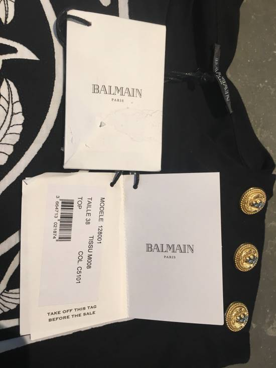 Balmain Sleeveless Top Size US S / EU 44-46 / 1 - 1