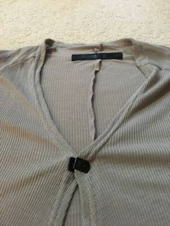 Julius light gray silk cardigan Size US M / EU 48-50 / 2 - 1