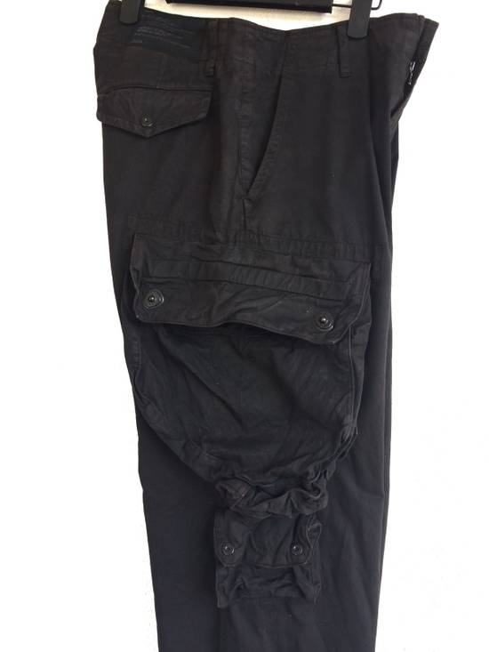 Julius Julius 09/SS Canon_1 The Possessed Gasmask Cargo Pants Size US 30 / EU 46 - 10
