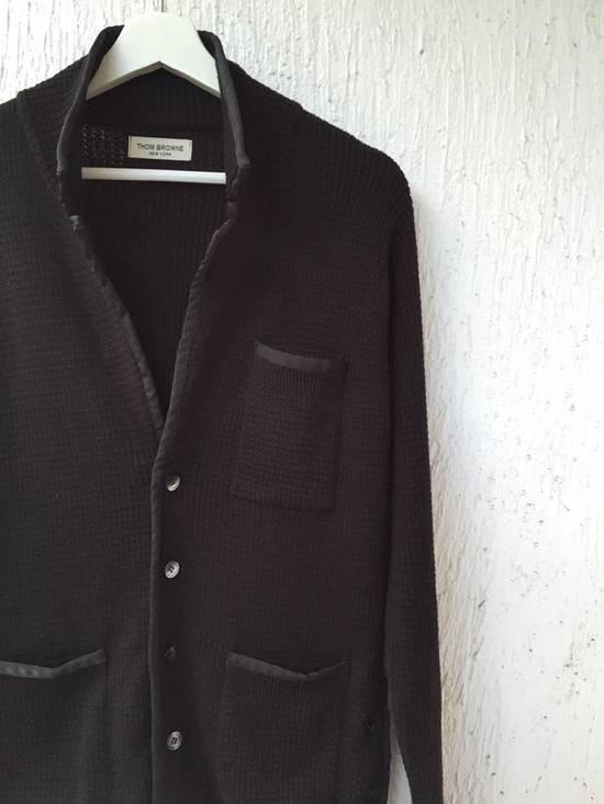 Thom Browne AW14 trim knit blazer jacket Size US XS / EU 42 / 0 - 1