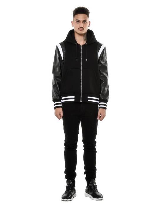 Givenchy Givenchy Neoprene Varsity Jacket (Size - 54) Size US L / EU 52-54 / 3 - 1