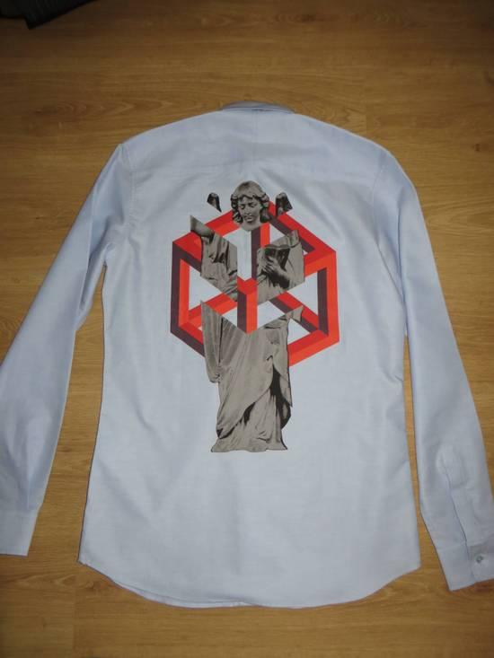 Givenchy Cube and romantic print shirt Size US S / EU 44-46 / 1 - 9