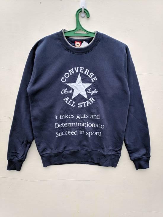 7ffedf06766e4f Converse. 🔥FREE SHIPPING🔥Converse All Star Chuck Taylor Printed Big Logo crewneck  sweatshirt