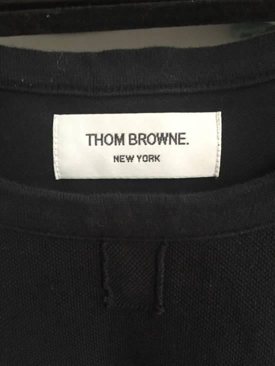 Thom Browne Navy Blue T Shirt Size US S / EU 44-46 / 1 - 3