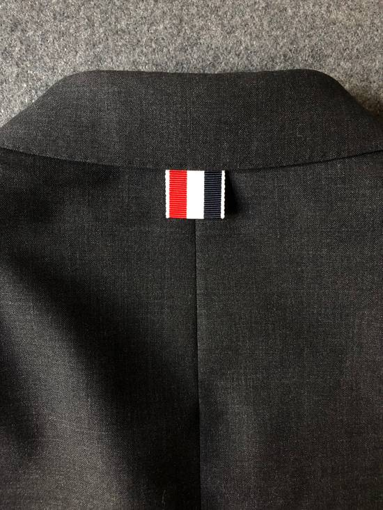Thom Browne Charcoal Suit (Size 1) Size 38R - 1