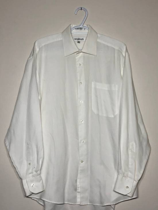 Balmain Long Sleeve Button Down Size US M / EU 48-50 / 2 - 1