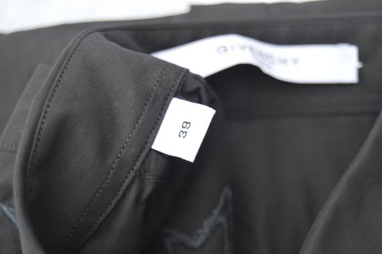 Givenchy Black Emboidred Outline Stars Shirt Size US M / EU 48-50 / 2 - 6