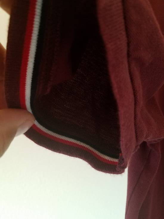 Thom Browne Red Polo worn once Size US M / EU 48-50 / 2 - 6