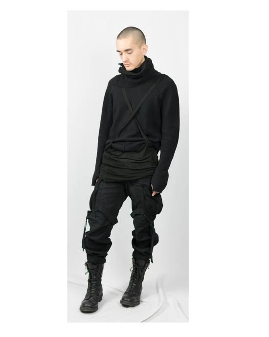 Julius SS11 Black Multi-strap Drapey Sleeveless Top Size US S / EU 44-46 / 1 - 8