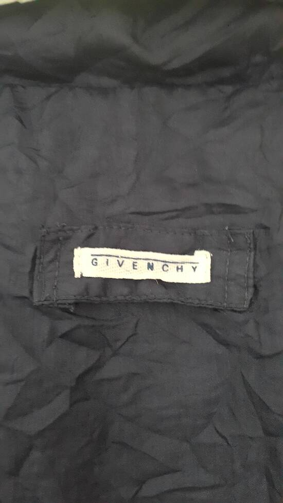 Givenchy Vintage givenchy two tone running jacket Size US L / EU 52-54 / 3 - 3