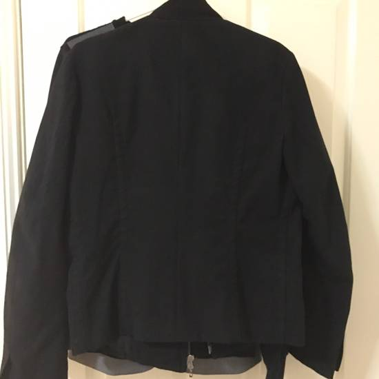 Julius matte black jacket Size US M / EU 48-50 / 2 - 4