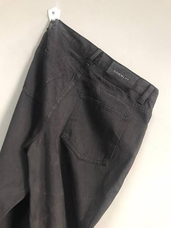 Givenchy BLACK INDIGO DYED GIVENCHY WRINKLED EFFECT DENIM Size US 28 / EU 44 - 4