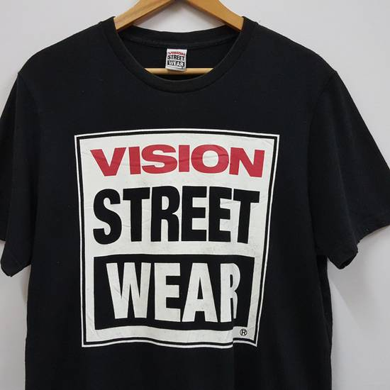 Vision Streetwear Vintage Visiaon Street Wear big logo nice t-shirt Size US M / EU 48-50 / 2 - 3