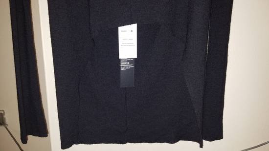Julius Brand New Wool Silk Cashmere Knit Sweater Black Size US M / EU 48-50 / 2 - 6