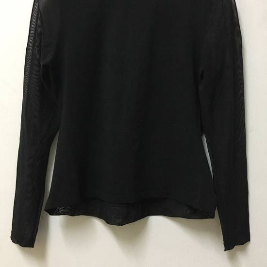 Givenchy Givenchy Long Sleeve Tee Spell Out Logo Front Size US M / EU 48-50 / 2 - 8