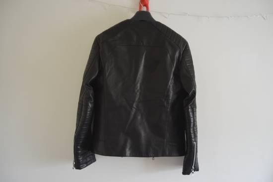 Balmain Classic Leather Biker Size US M / EU 48-50 / 2 - 6