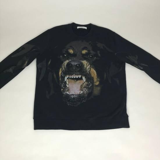 Givenchy Rottweiler Tisci Allover Rottweiler Crewneck Sweatshirt Size US M / EU 48-50 / 2 - 1