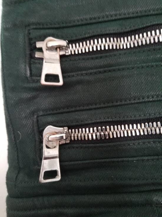 Balmain Balmain Cargo Moto Skinny Jeans Size US 28 / EU 44 - 3