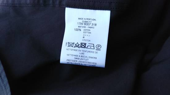 Givenchy Givenchy Black Chest Pocket Plain Rottweiler Shark Men's Shirt size 39 (M) Size US M / EU 48-50 / 2 - 6