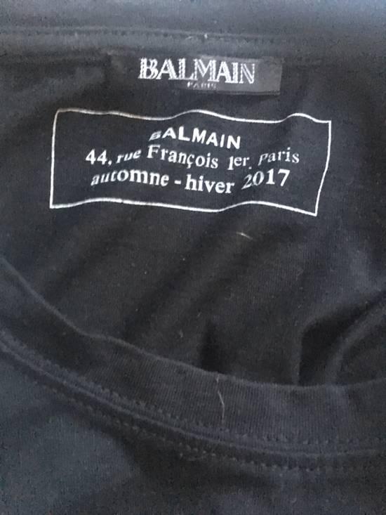 Balmain Logo Tee Size US XS / EU 42 / 0 - 1