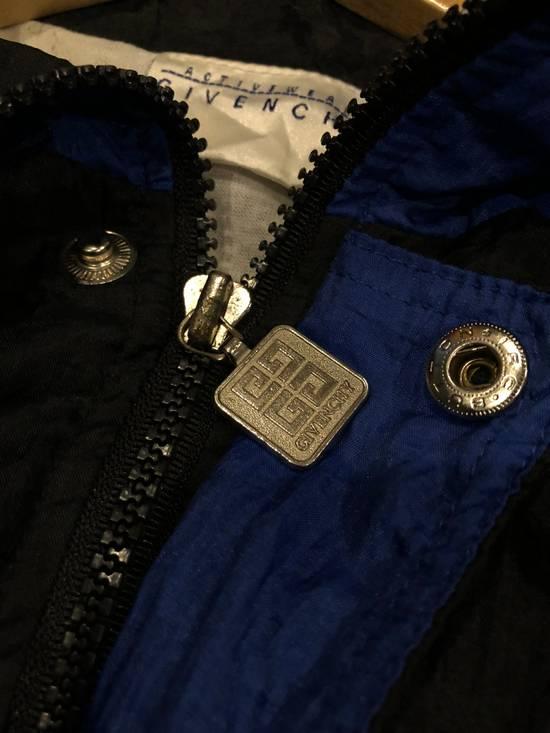 Givenchy Vintage Givenchy Activewear vintage 80's 90's color block windbreaker track jacket Size US L / EU 52-54 / 3 - 6
