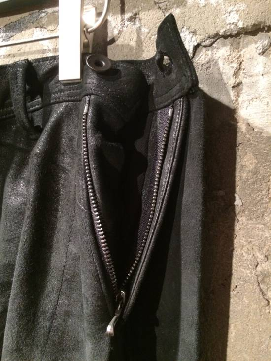 Julius Leather Skirt Pants Size US 34 / EU 50 - 2
