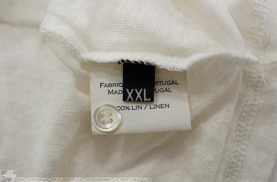 Balmain Linen Long Sleeve Henley Size US XXL / EU 58 / 5 - 4