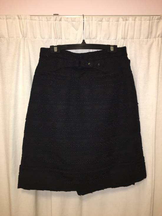 Thom Browne Fw15 Whale And Turtle Laced Skort Size US 28 / EU 44 - 1