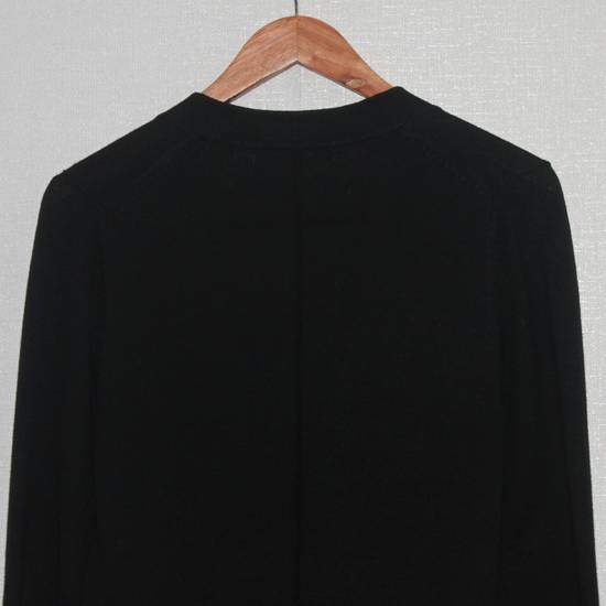 Givenchy Men's Givenchy Love Embroidered Black Cardigan Size S Size US S / EU 44-46 / 1 - 5