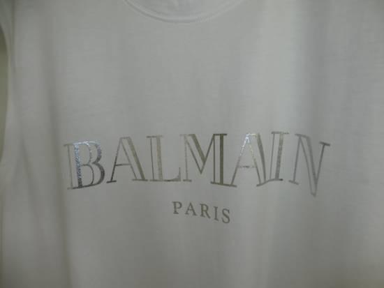 Balmain Logo-print tank-top Size US M / EU 48-50 / 2 - 1