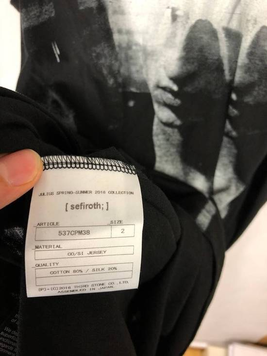 Julius Final Price New! SS16 T-shirts Size US M / EU 48-50 / 2 - 4