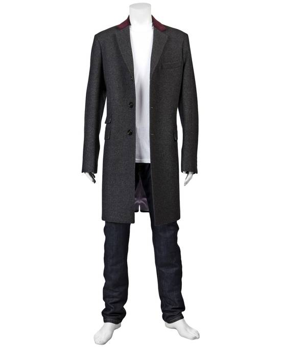 Gant Grey Chesterfield Overcoat Size US M / EU 48-50 / 2 - 1