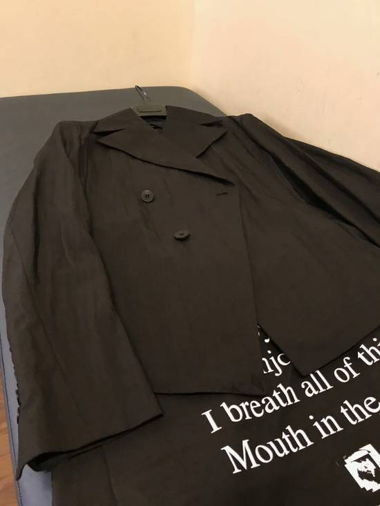 "Julius ""I Enjoy Luxury...Mouth In The Dust"" Black Blazer Jacket Size US L / EU 52-54 / 3 - 11"