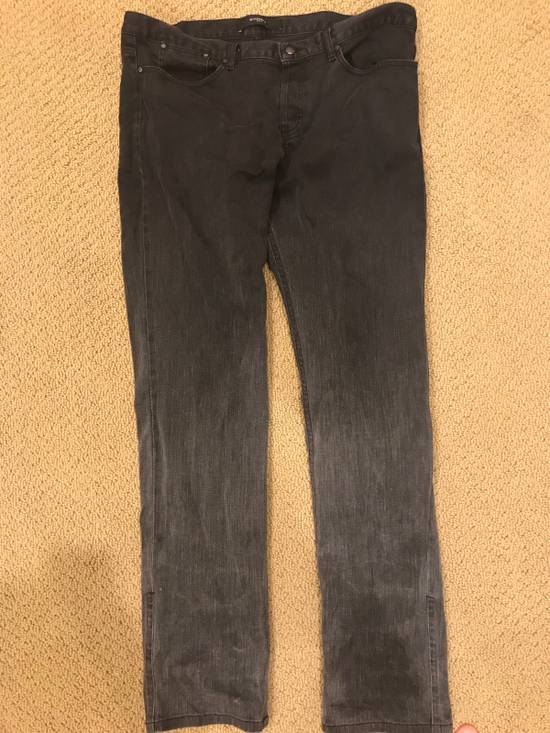 Givenchy Black Denim Size US 35