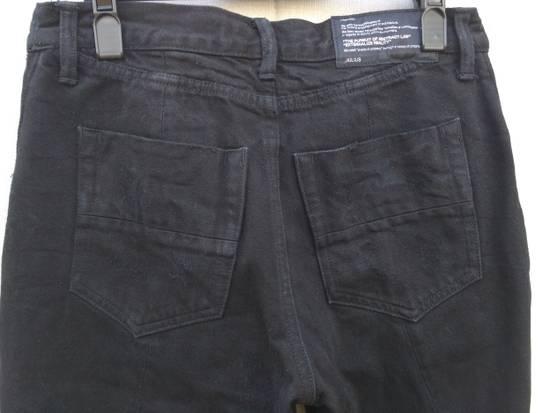 Julius Black Curved Seam Jeans Size US 30 / EU 46 - 3