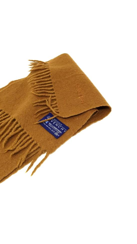 Givenchy Wool scarf beige Size ONE SIZE - 7