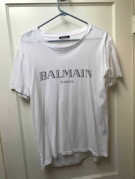 Balmain Balmain Logo T-Shirt Size US L / EU 52-54 / 3