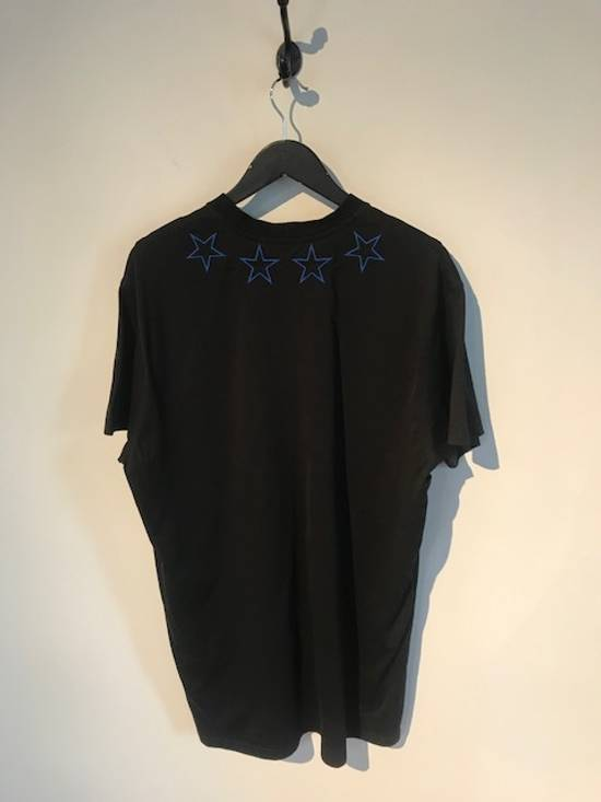 Givenchy Givenchy Black Columbian Star Appliqué T-shirt Size US S / EU 44-46 / 1 - 2