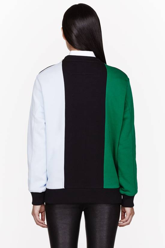 Givenchy $1375 Givenchy Colorblocked Madonna American Dream Rottweiler Sweatshirt size M Size US M / EU 48-50 / 2 - 2