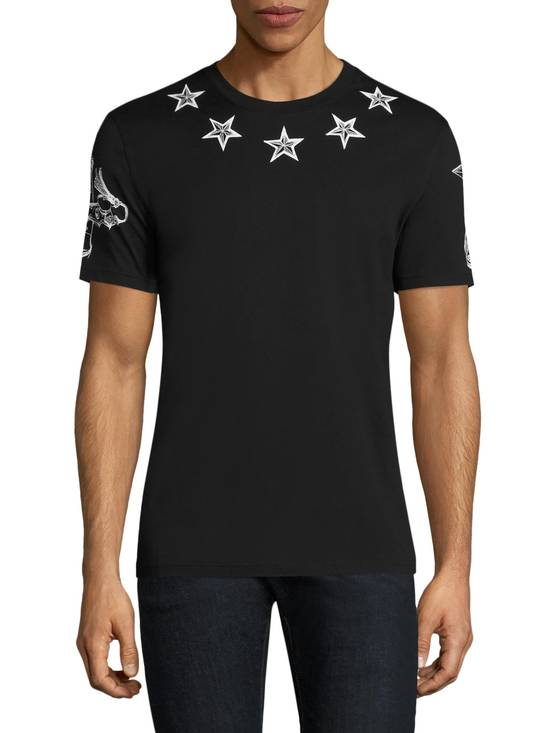 Givenchy Tattoo Stars Print T-shirt Size US M / EU 48-50 / 2 - 1