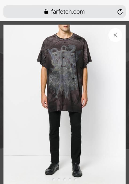 Balmain balmain t-shirt oversize Size US XL / EU 56 / 4 - 7