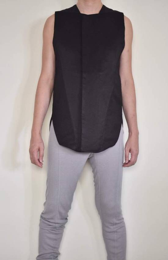 Julius AW14 structured wool vest Size US S / EU 44-46 / 1 - 8