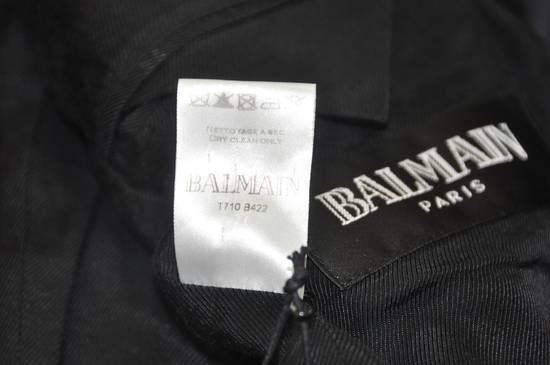 Balmain Balmain silk collar dinner blazer Size 48S - 6