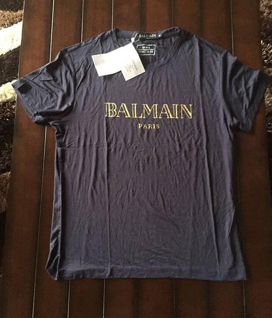 Balmain Balmain logo tee Size US M / EU 48-50 / 2 - 1