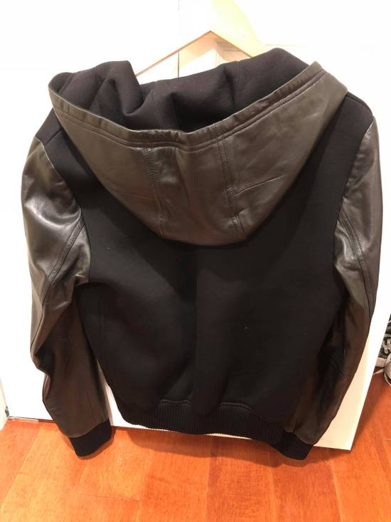Givenchy Givenchy ss13 neoprene and leather bomber jacket Size US S / EU 44-46 / 1 - 1